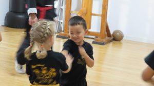 Kung Fu Enfants