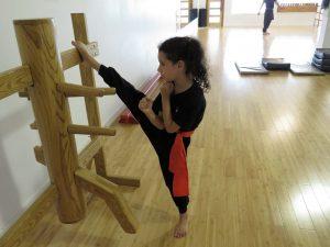 Cours de Kung Fu enfant