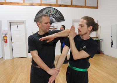 Cours de Wing Chun adultes