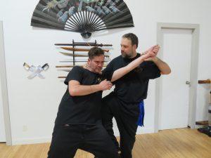 Cours de Wing Chun Kung Fu St-Eustache
