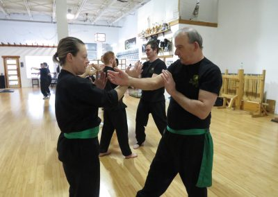 Cours de Wing Chun adultes