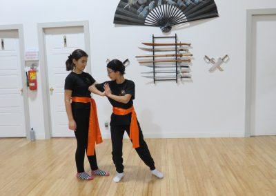 Autodéfense Kung Fu St-Eustache